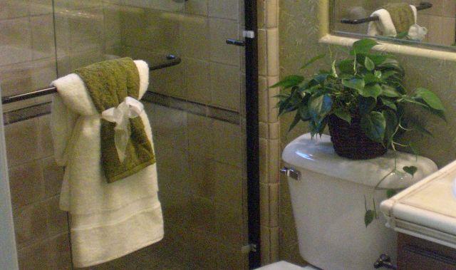 Towel Decorations