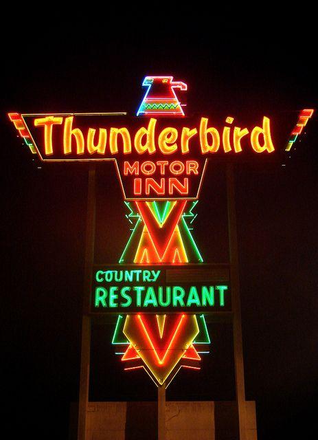 The 25 Best Thunderbird Motel Ideas On Pinterest