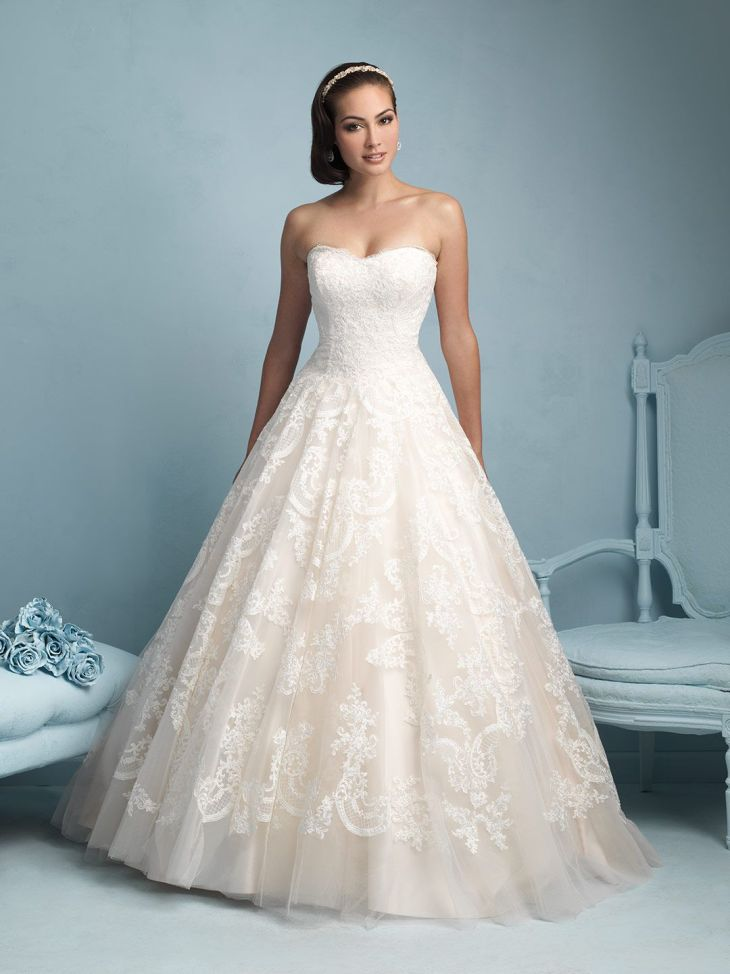 Allure  Available  LOWS BRIDAL  wedding dresses  Pinterest