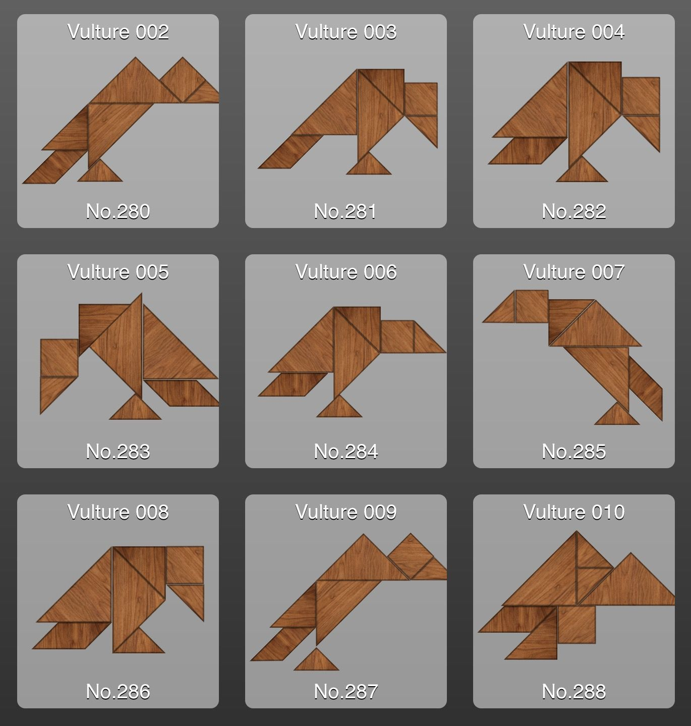 Pin By Gergues Fikry On Tangram Shape