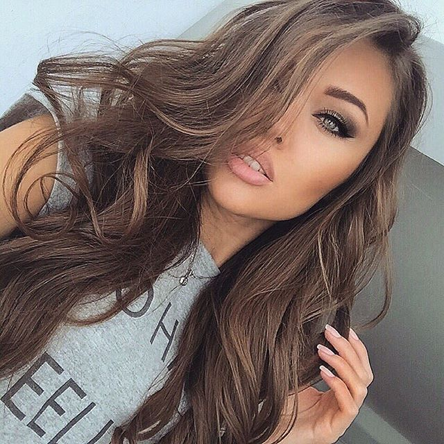 Ash brown hair color with caramel highlights the best hair color dark ash brown hair color pictures ideas best dye highlights pmusecretfo Image collections