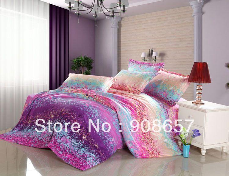 College Dorm Bedding By Gigiwallach On Pinterest Purple