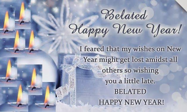 birthday new year greetings