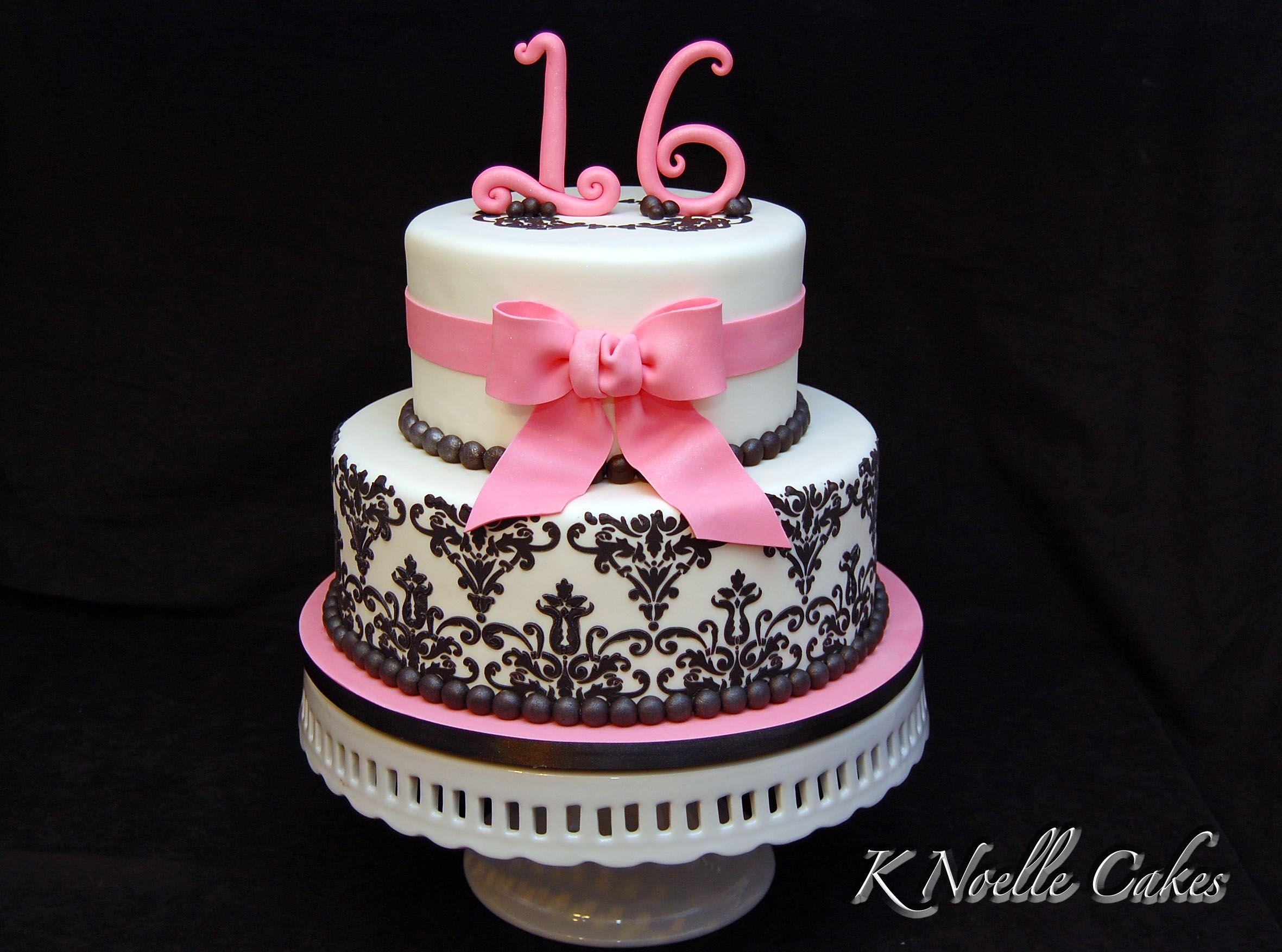 Best 25 Sweet 16 Cakes Ideas