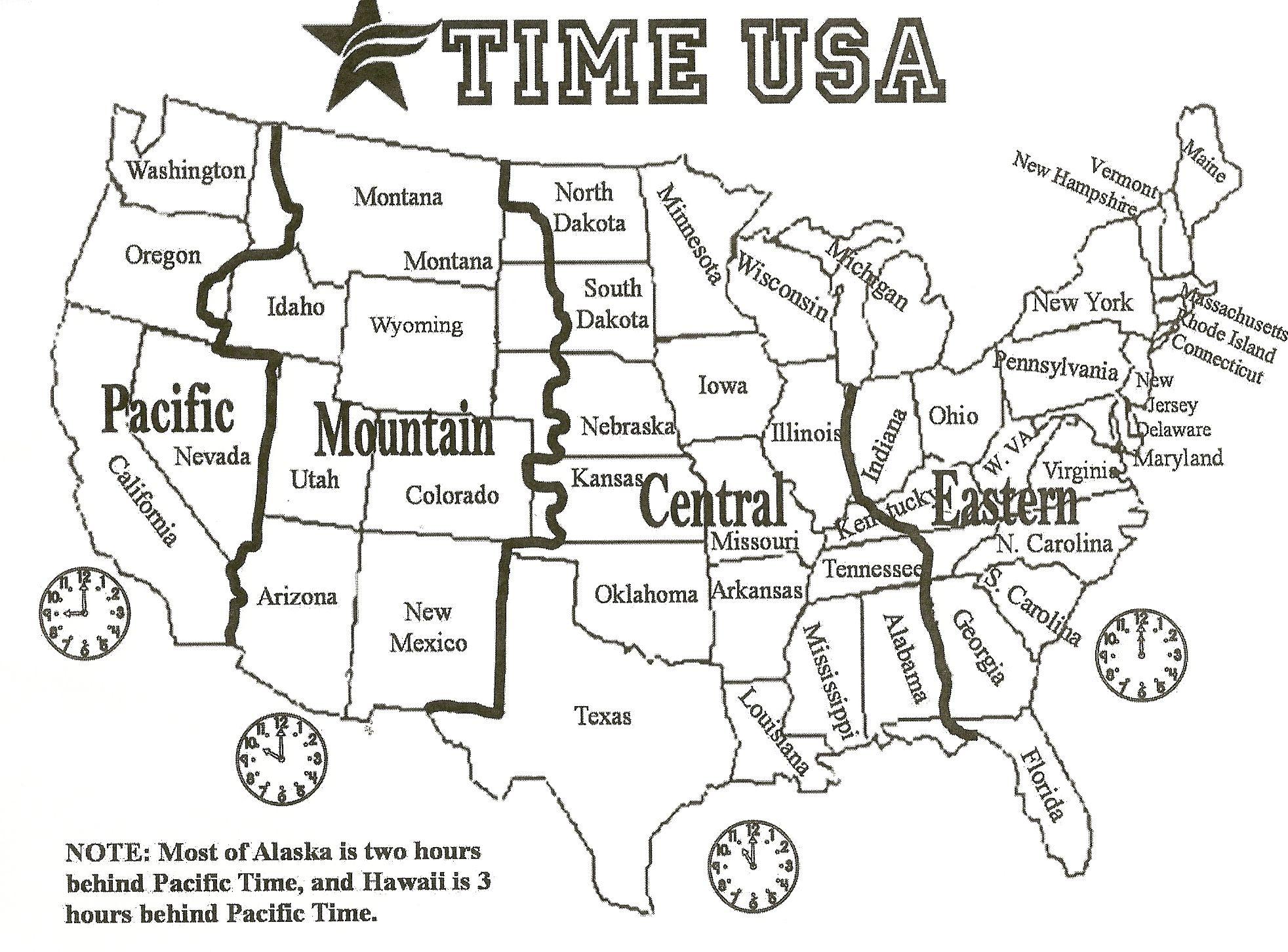 Montana Topographic Map Worksheet