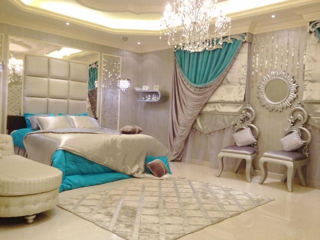 Royal bedroom Dream house Pinterest