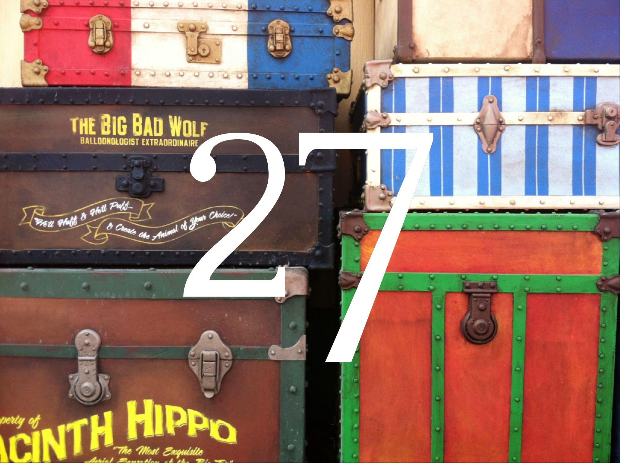 27 Days Until Disney World Disney Vacation Countdown