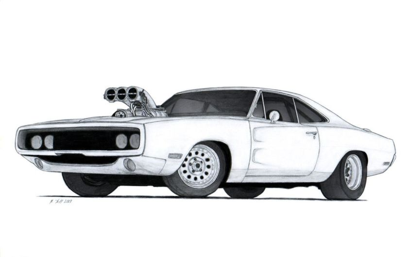 dodge charger drawings  19 dodge charger r/t drawing