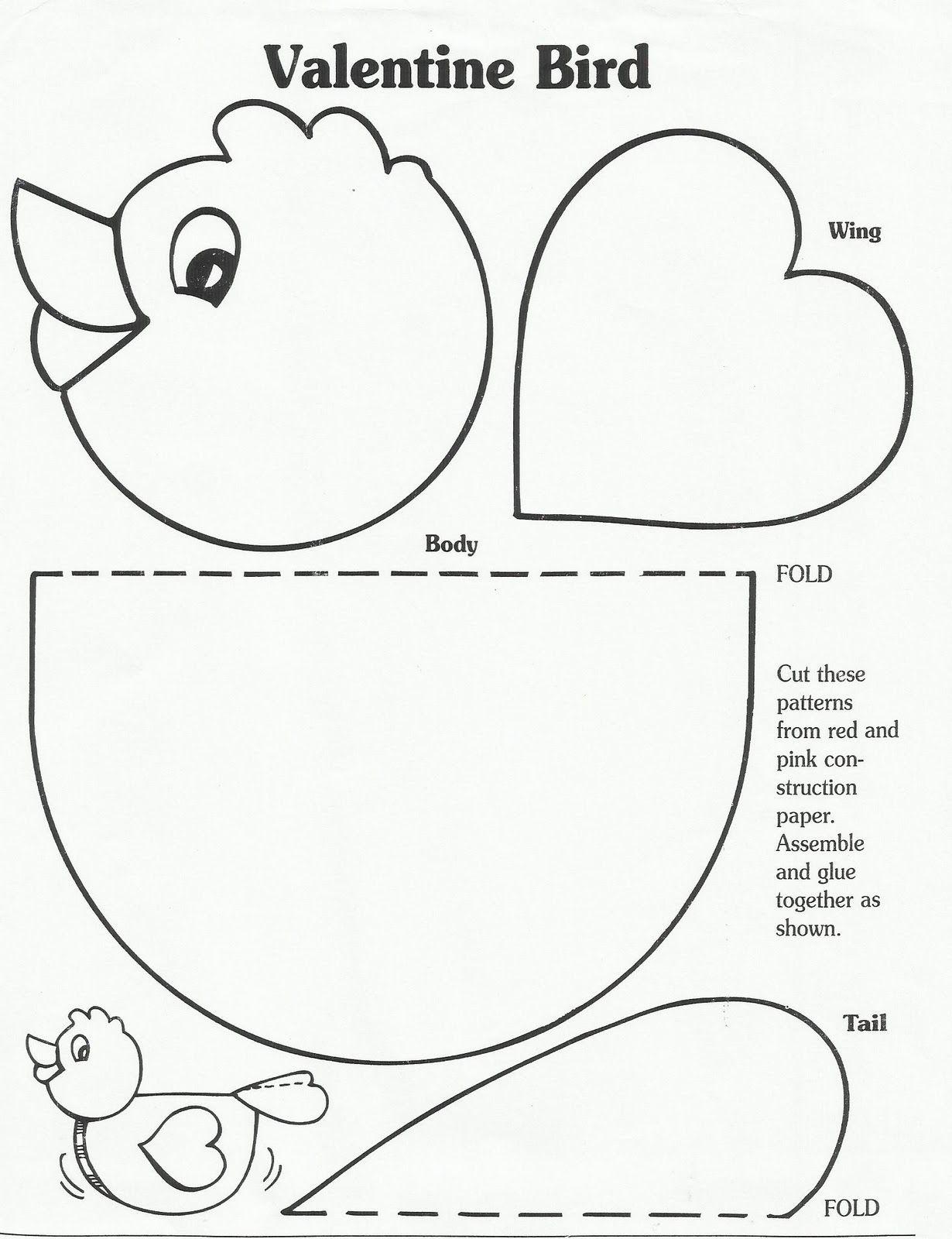 Heart Patterns Worksheet For Preschoolers