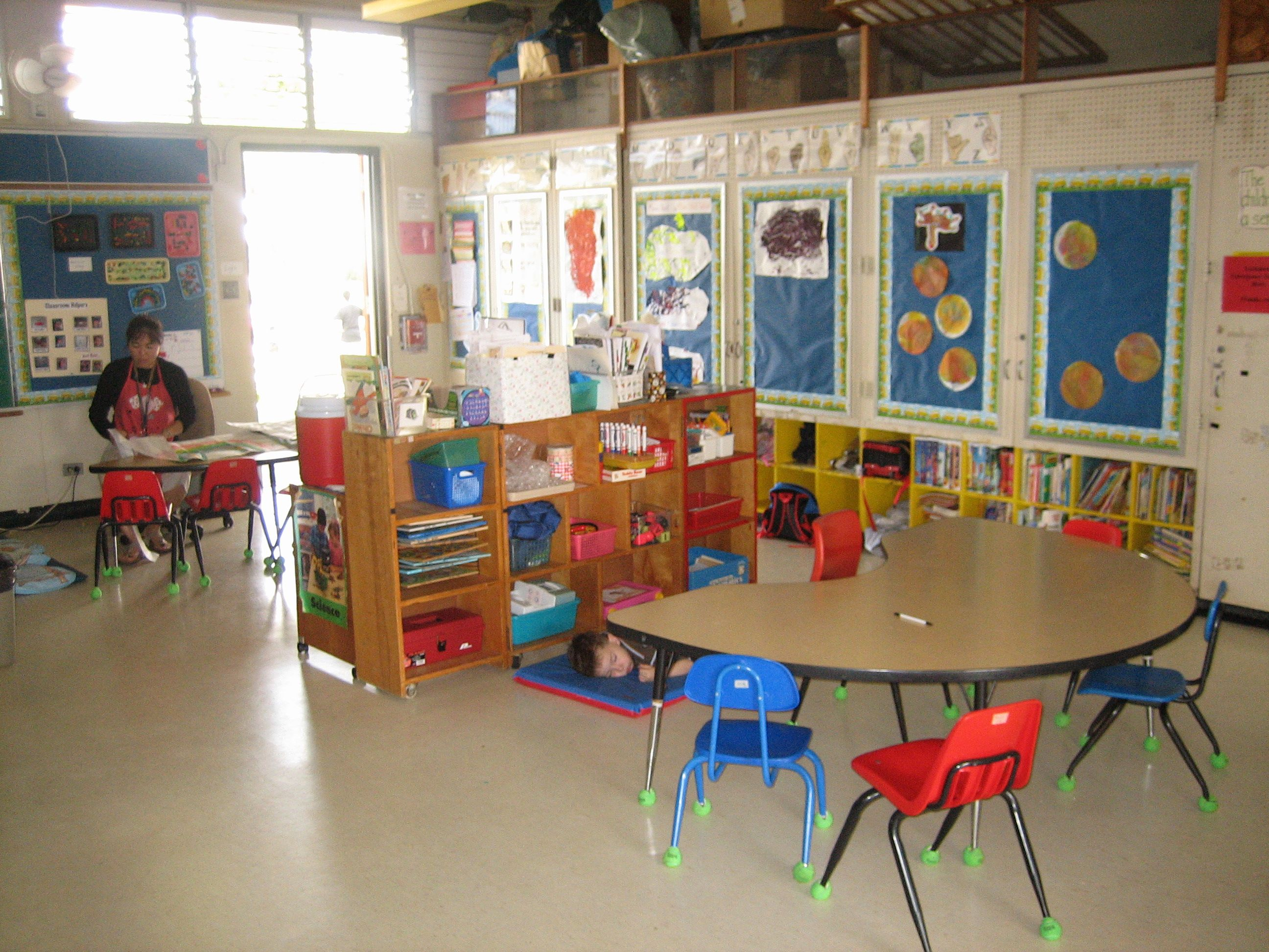 Deaf Blind Preschool