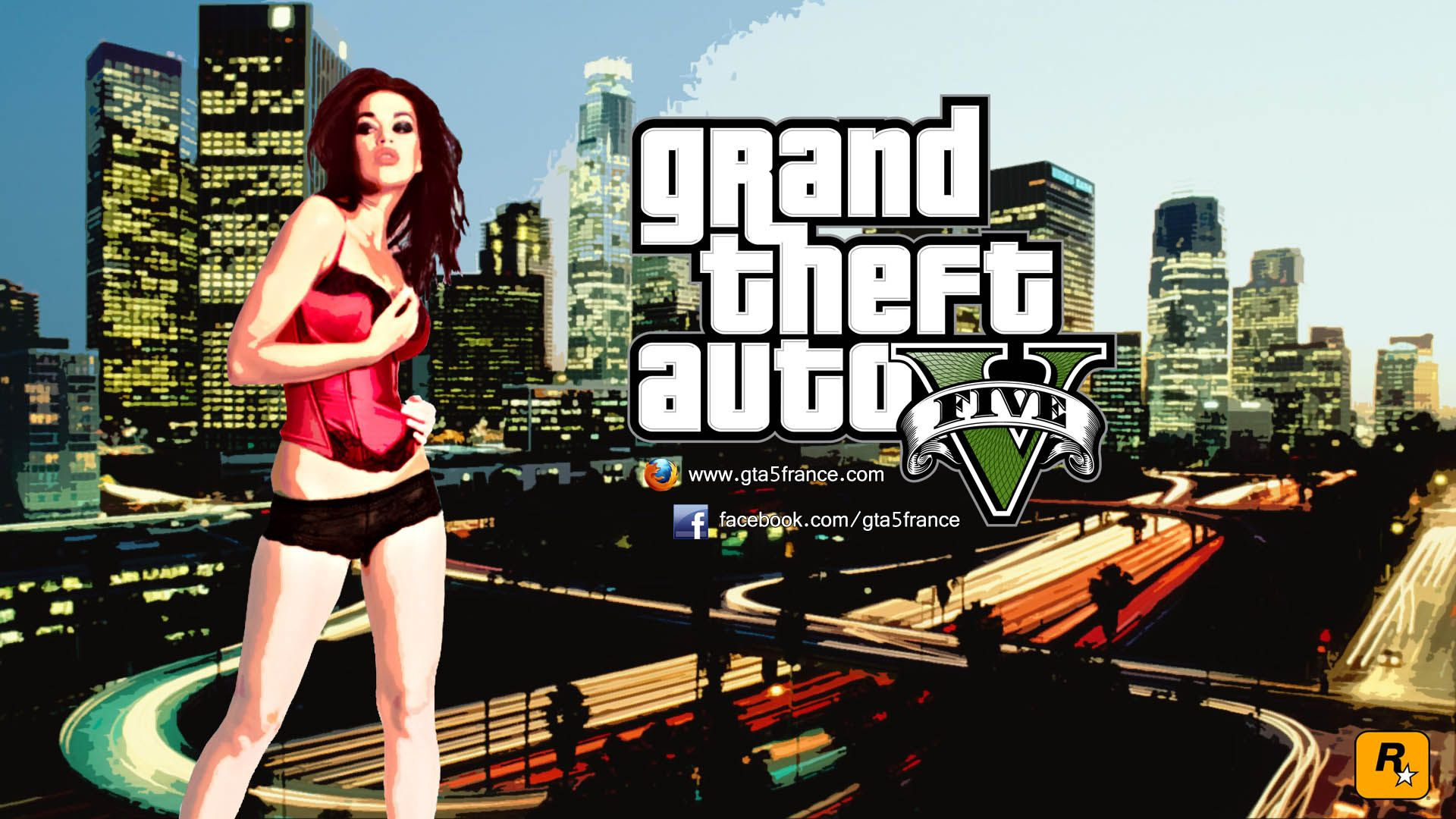 free download grand theft auto gta 5 hd wallpaper | cosas para