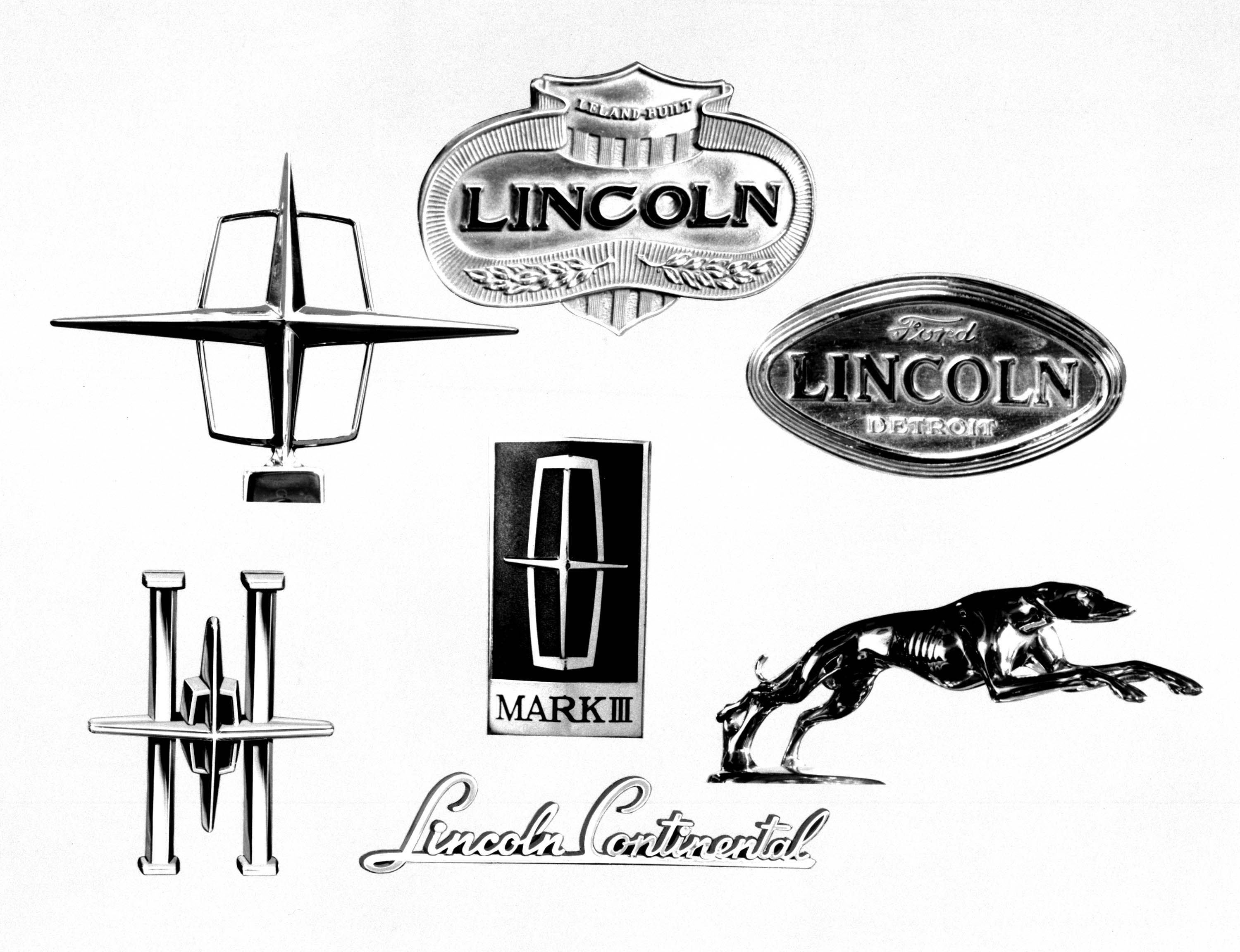 Lincoln Emblems