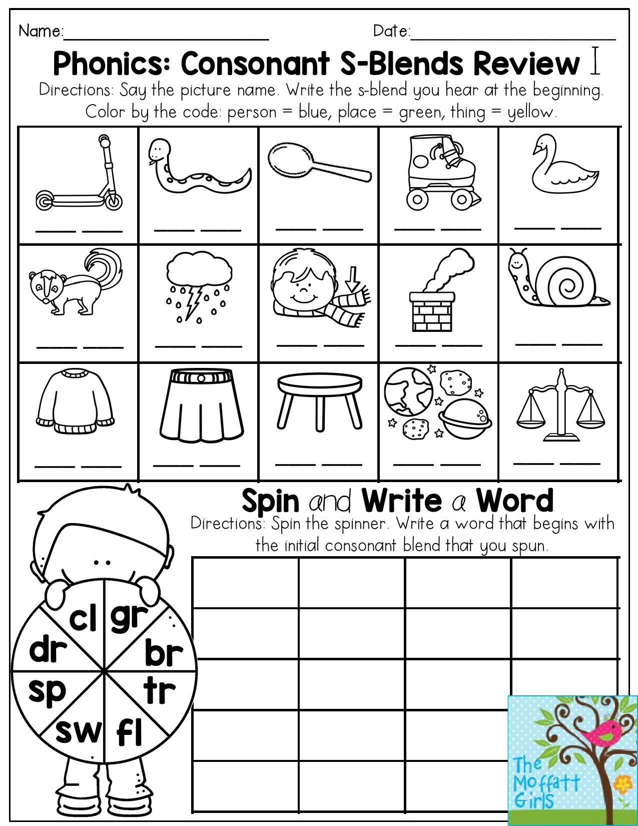 Worksheet R Blend Worksheets Grass Fedjp Worksheet Study Site