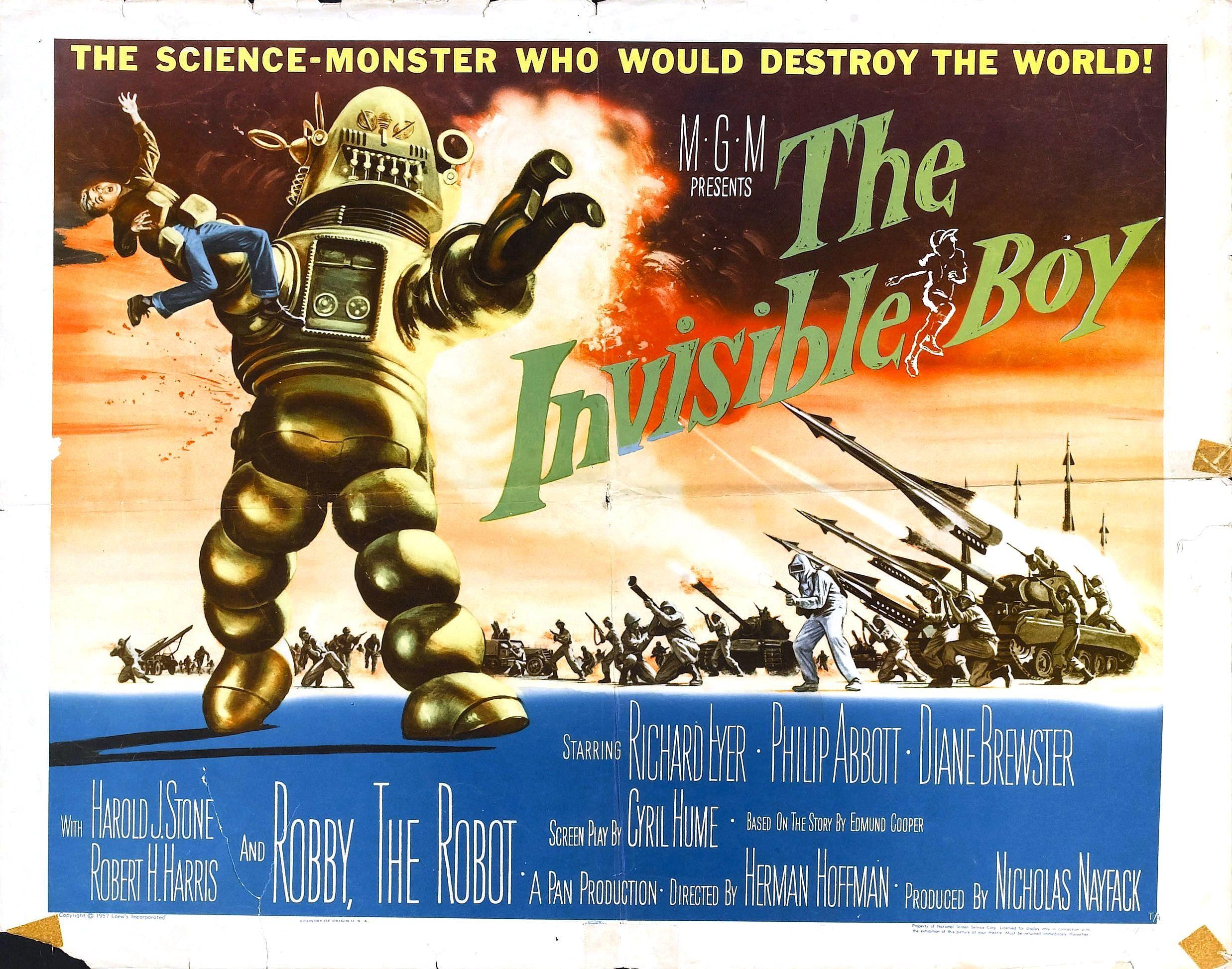 Poster do filme The Sci-Fi Boys