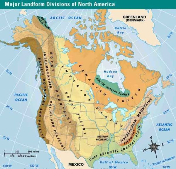 NORTH AMERICA: Great Plains | other | Pinterest