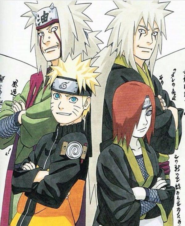 naruto nagato jiraiya Pain Uzumaki Nagato Naruto