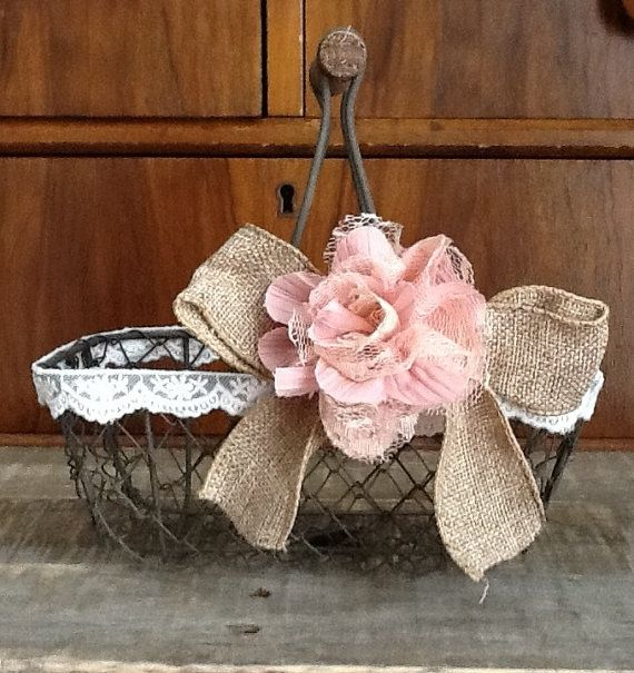 Best 25 Flower Girl Basket Ideas On Pinterest Wedding Baskets Small Country Weddings And