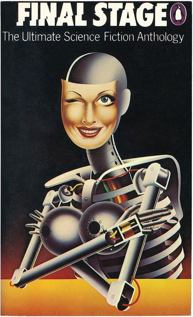 Image result for robot  anthology cover