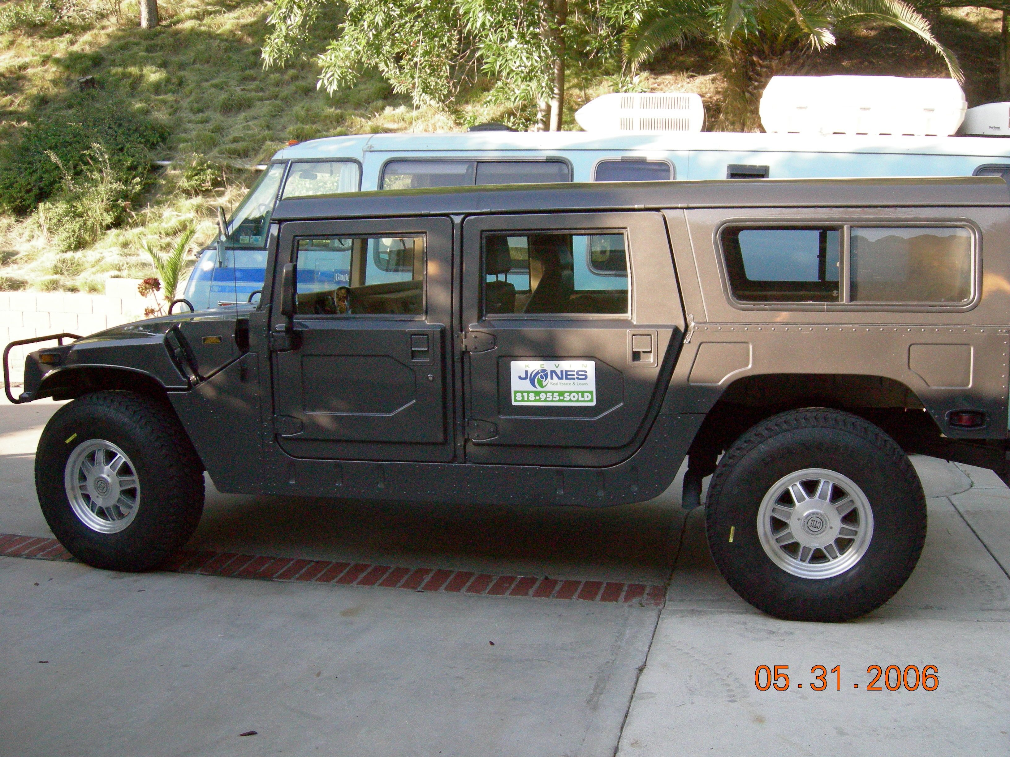 1992 Hummer H1 Limited Edition 167 This was the first year that