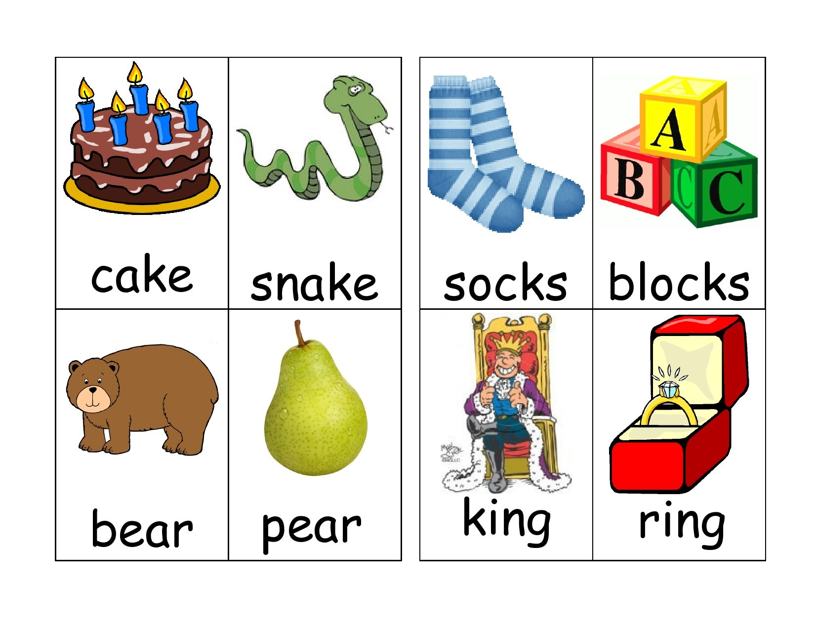 The Rhyming Game Helps Preschoolers Develop Important Language And Listening Skills