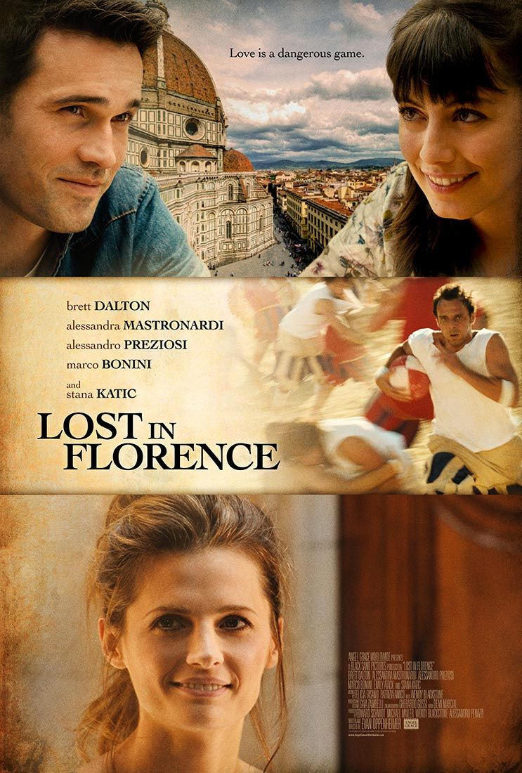 Poster do filme Lost In Florence