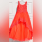 Mac duggal sugar girls pageant gown red size pageant gown by