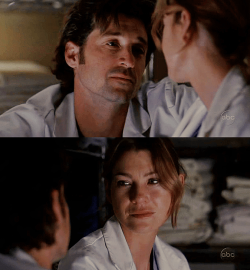 That is love captured in 2 still images | Grey's Anatomy ...