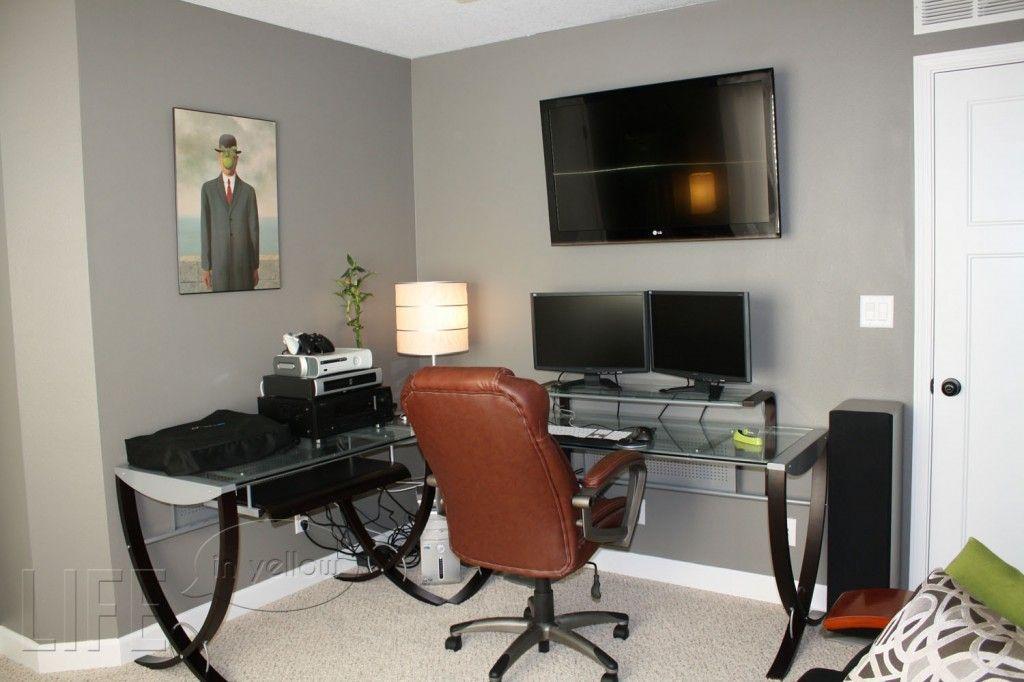 best office paint colors office his storm by valspar on commercial office space paint colors id=77095