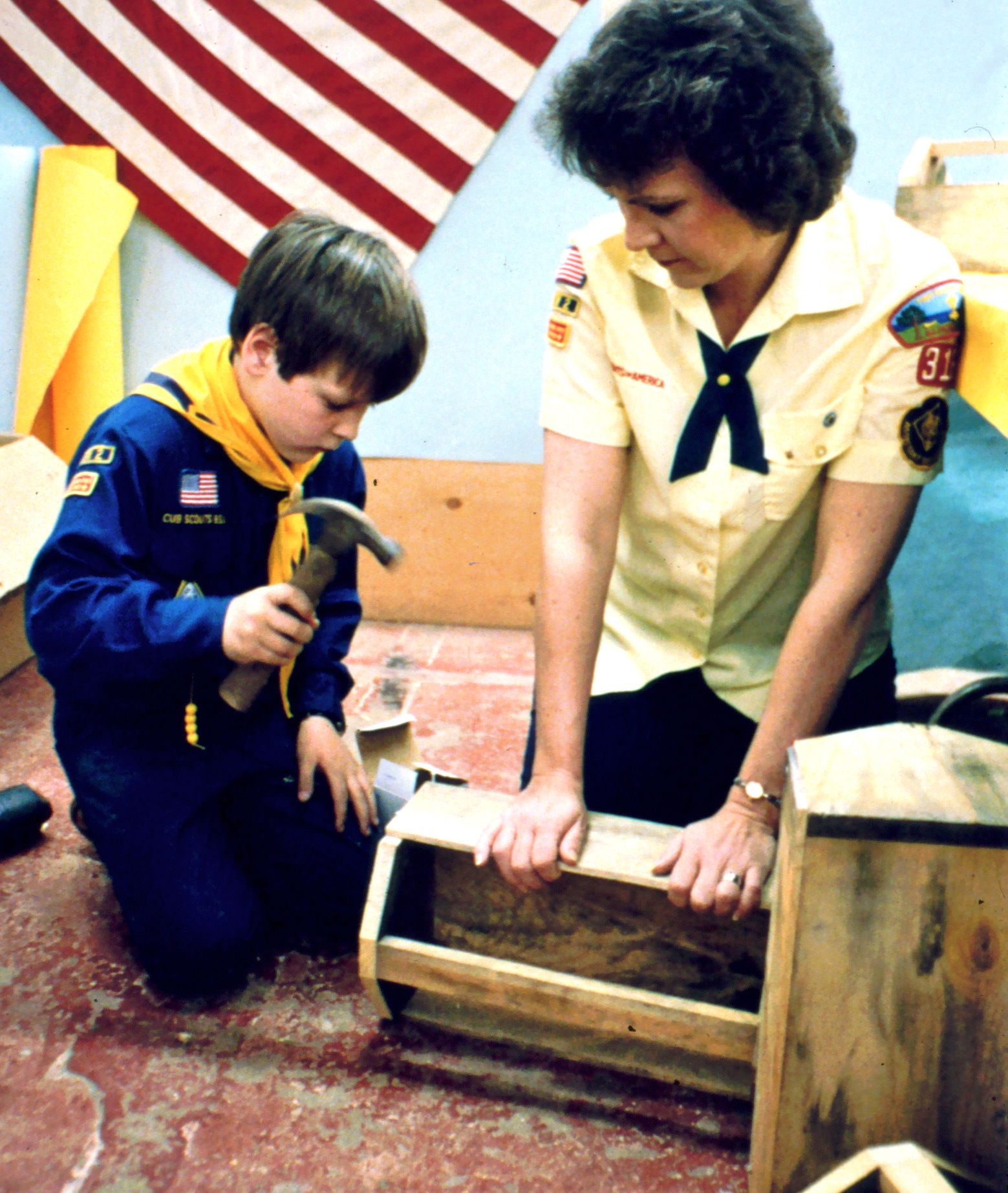 Cub Scout Projects Website