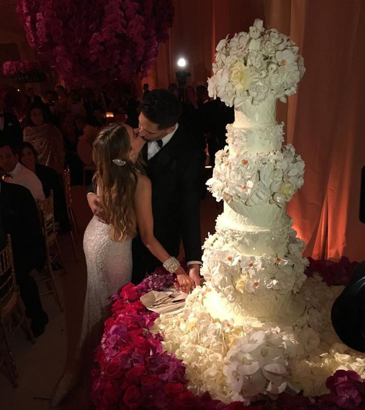 Sofia Vergara will dress usexyu when she weds Joe Manganiello  Joe