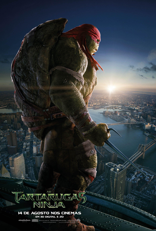 Poster do filme As Tartarugas Ninja