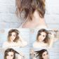 Diy hairstyles messy braided crown for shorter hair stepbystep