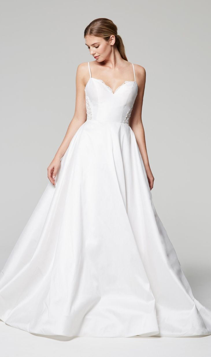 LISETTE  Blue Willow Bride by Anne Barge Fall   Sweetheart
