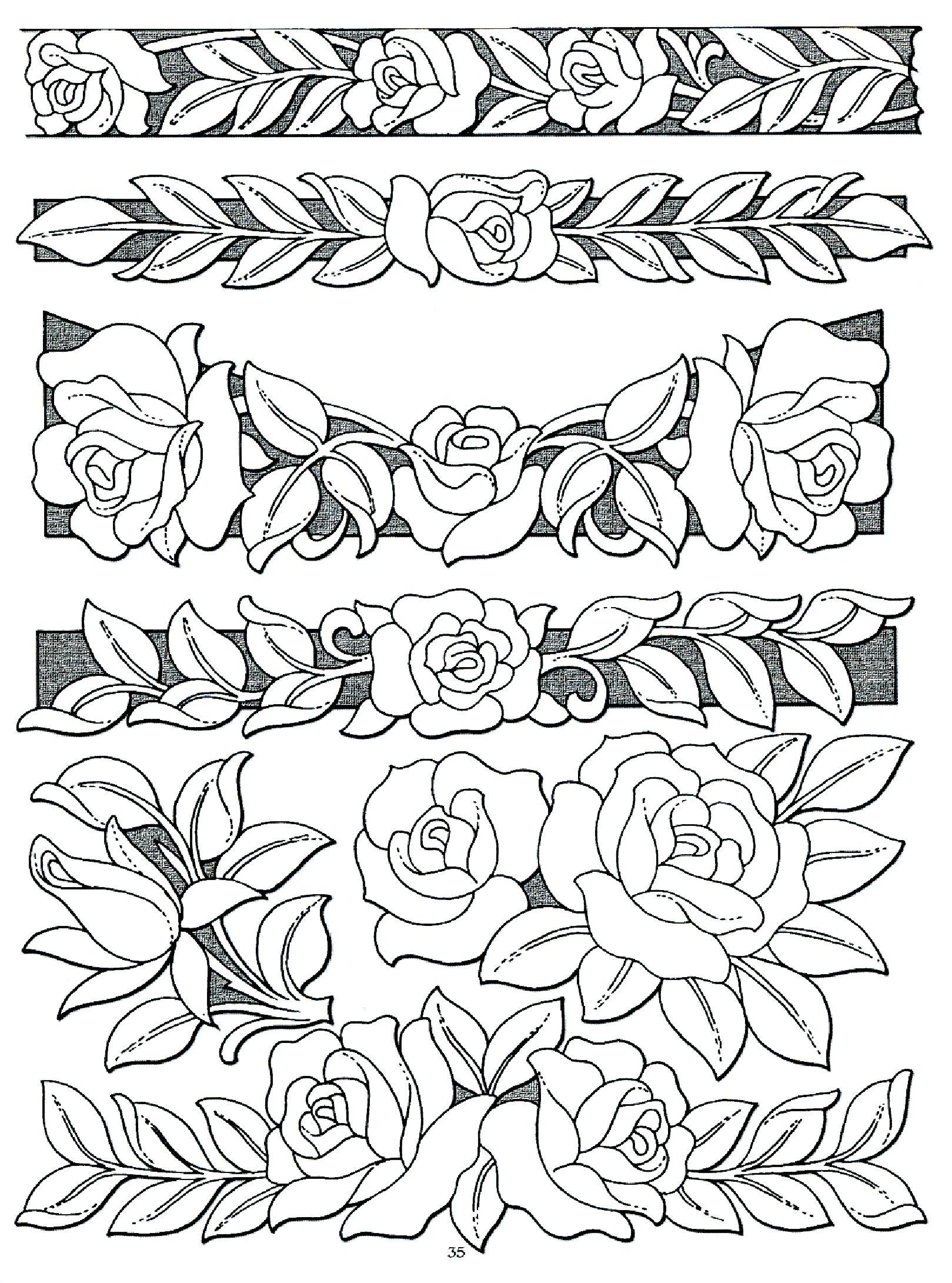 Sheridan Patterns