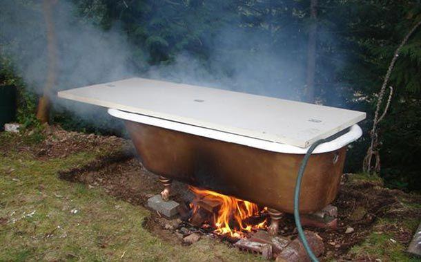 Homemade Hot Tubs By Jasonangus69 On Pinterest Hot Tubs