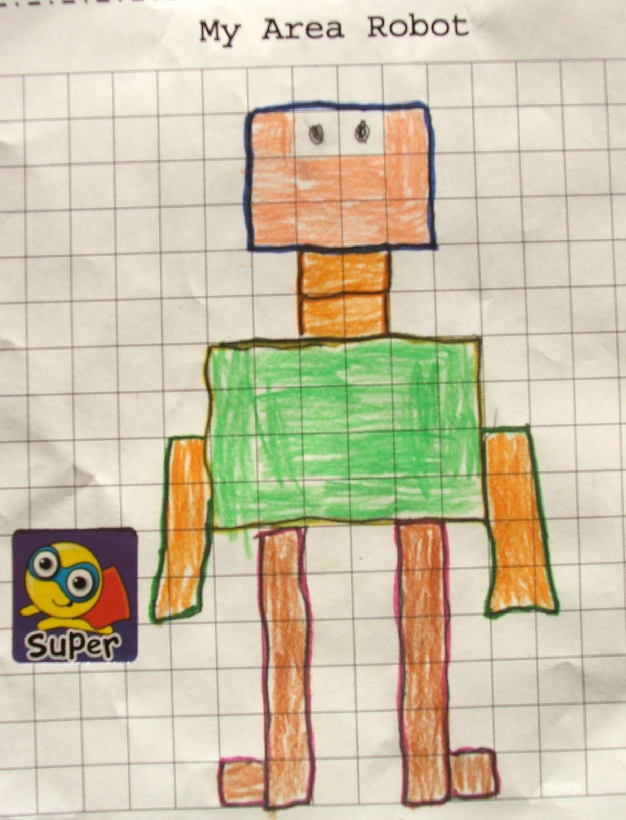 Good Morning Mrs Rubie Area Robots Worksheet And Classroom Book Freebie