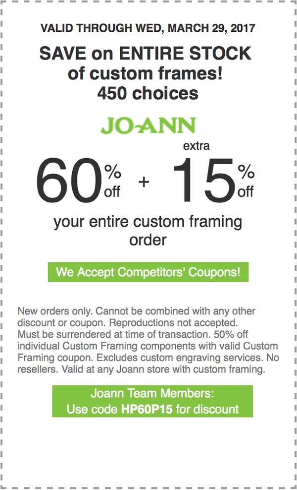 joann framing | Framess.co