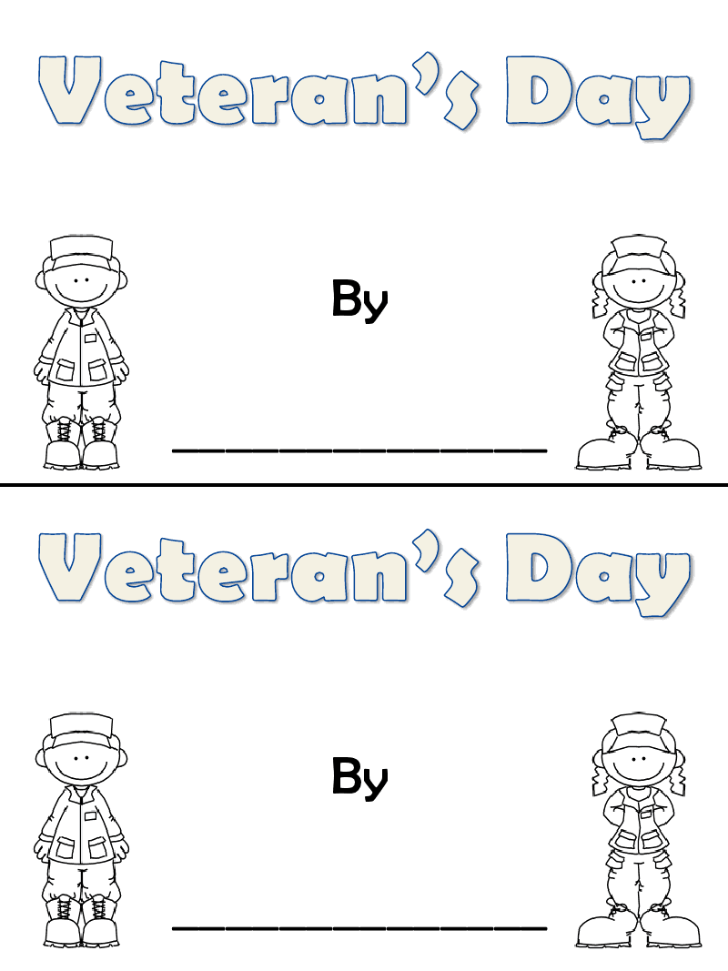 Fun In First Grade Veteran