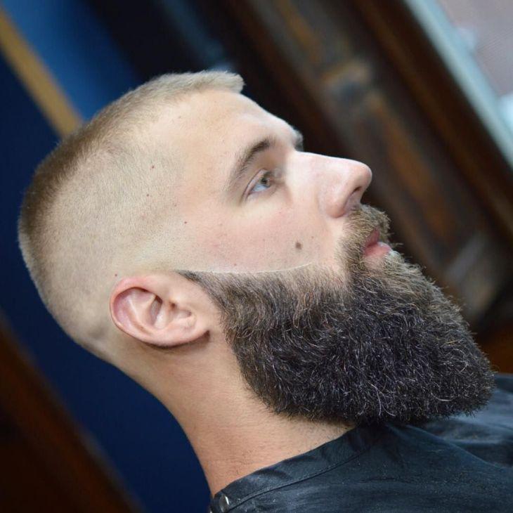 The Modern Buzz Haircut   Buzz haircut Haircuts and Beard styles