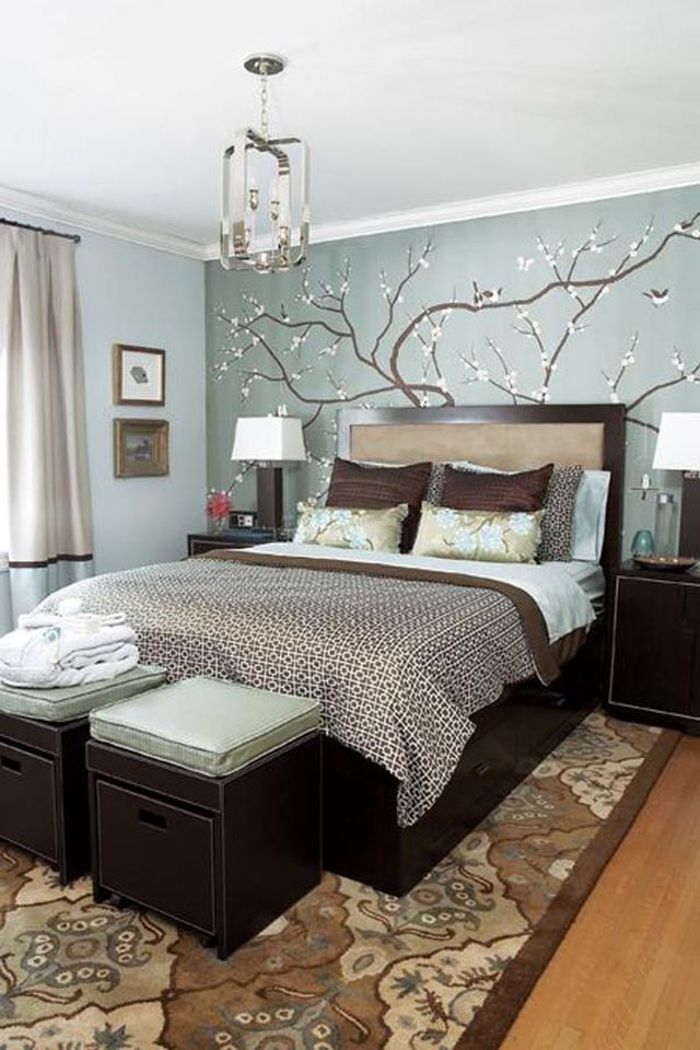 Bedroom Decorating Ideas With Grey Walls