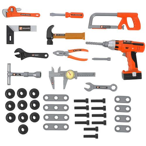 The Home Depot 45 Piece Power Tool Set Toys R Us Toys