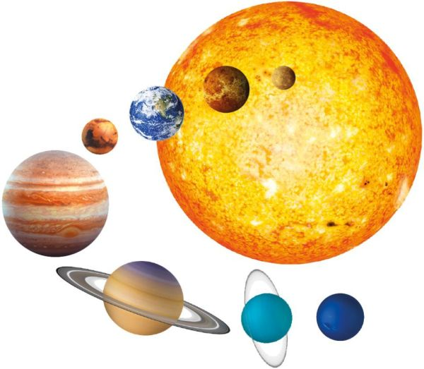 Want to test your knowledge on the solar system? Find out ...