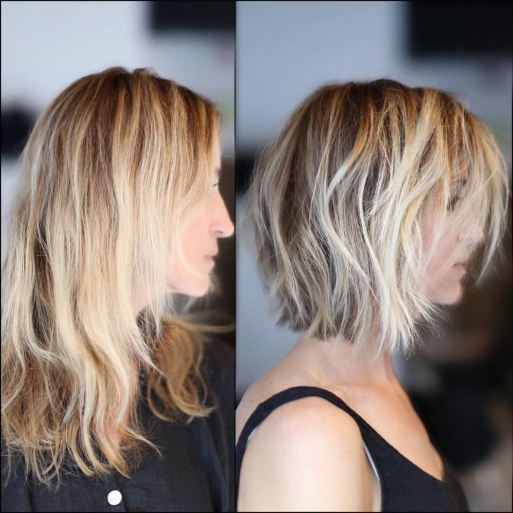 Anh Co Tran Short Hair Pinterest Haircuts Bobs and Hair style