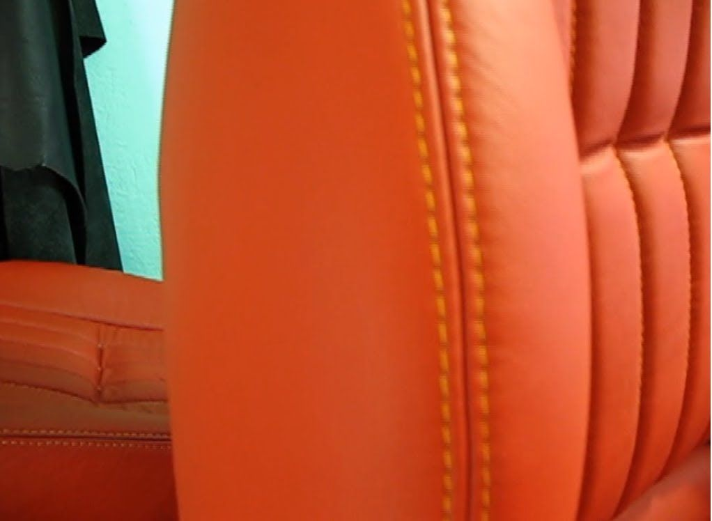 Automotive Upholstery Tutorial French Seams Car And Bike Uphostery Pinterest French