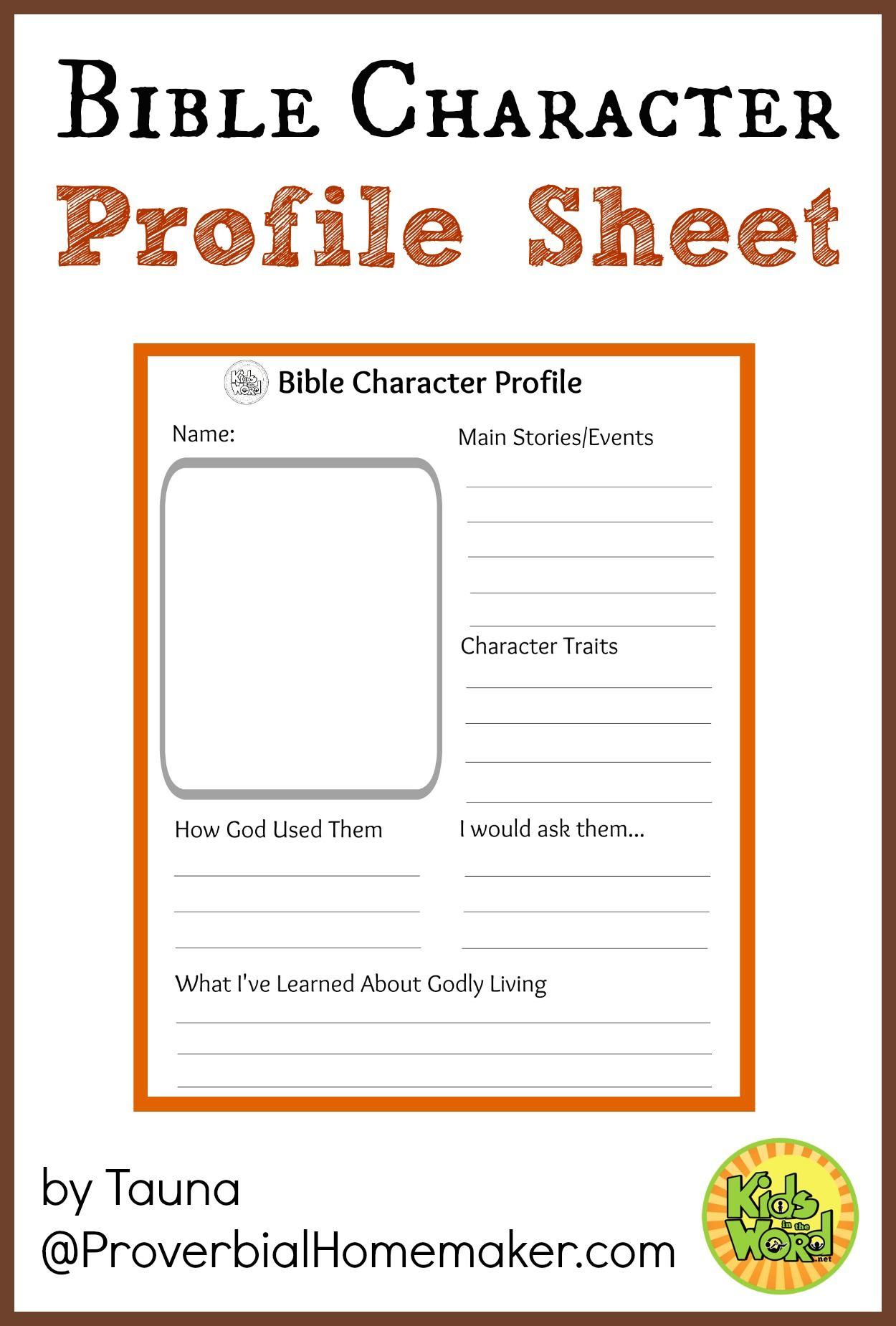 Bible Verb Worksheet For Kindergarten
