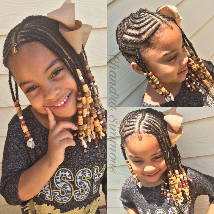 Tribal braids ig love and dedication Kid Hairstyles