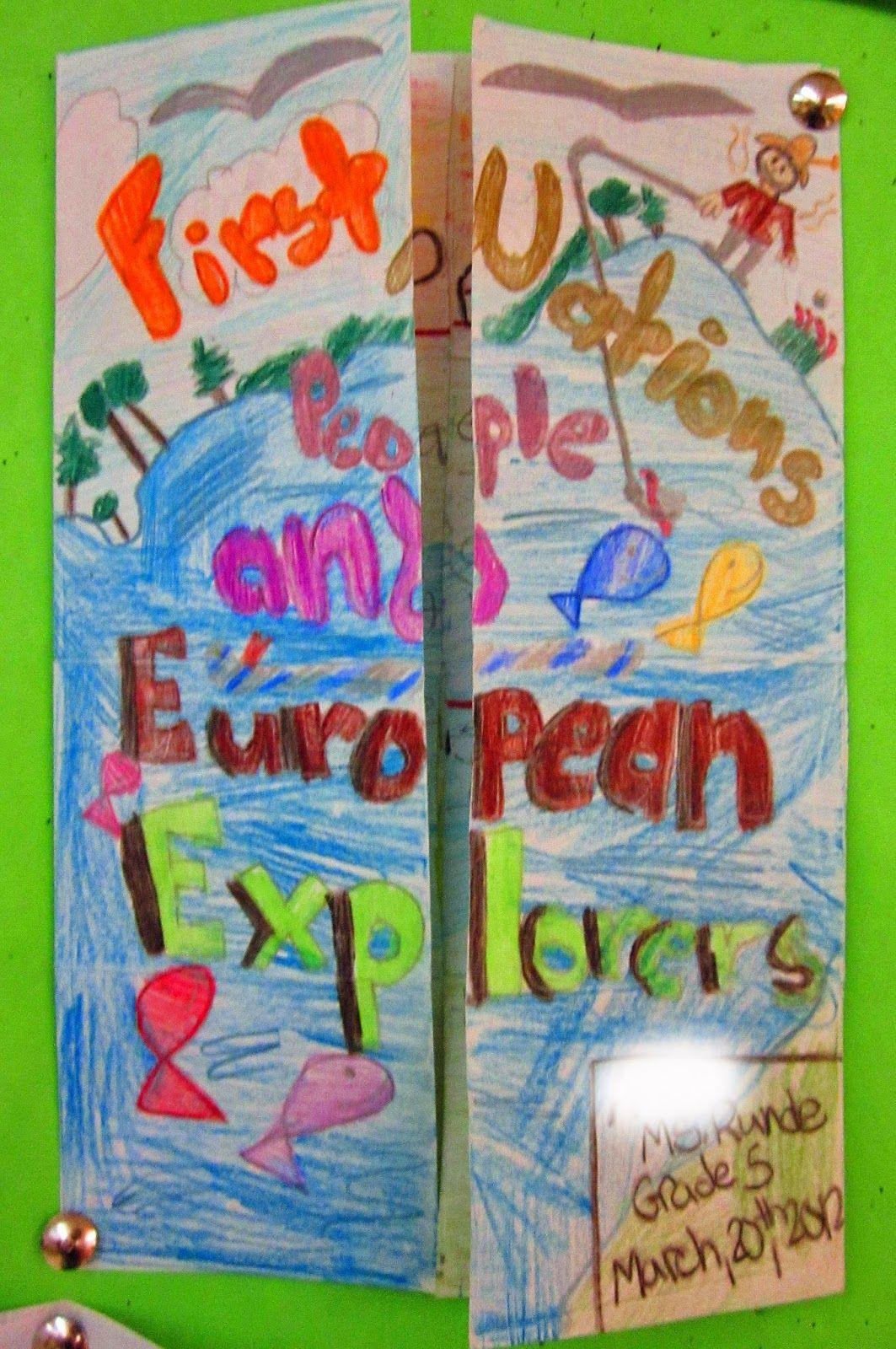 Grade 5 Social Stu S First Nations Test