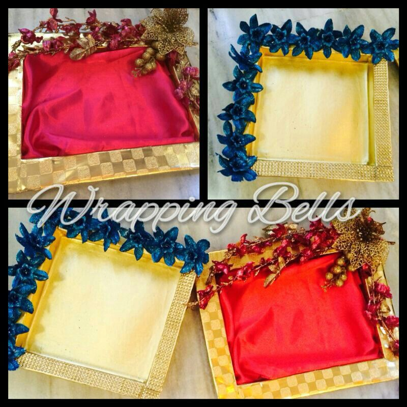 Wedding Season Nearing Looking For Trays To Order Inquire Contact Us 9833954413