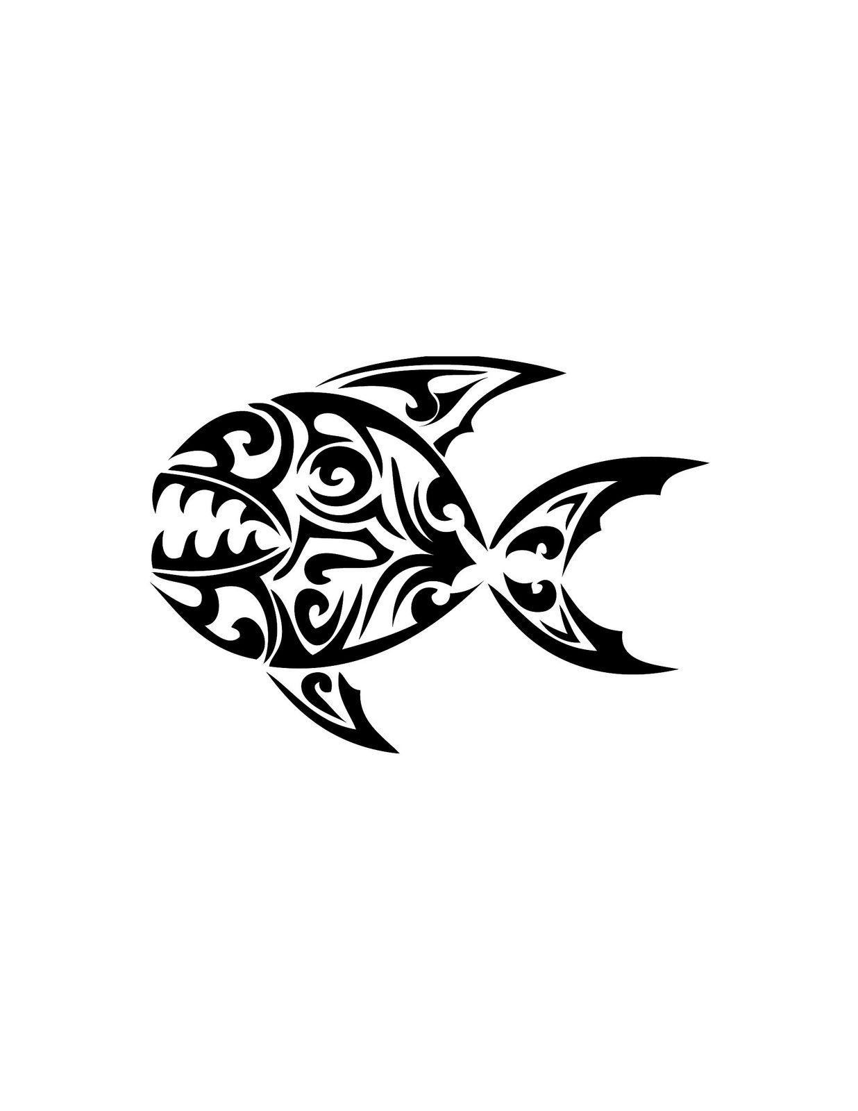 Tribal Koi Fish Tattoo Meaning Koi Fish Tattoo Meaning For