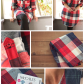 Flannel shirt apron  SEWING